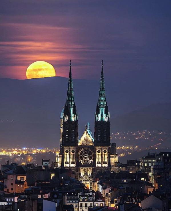 Cathédrale Notre Dame de l'Assomption Clermont-Ferrand
