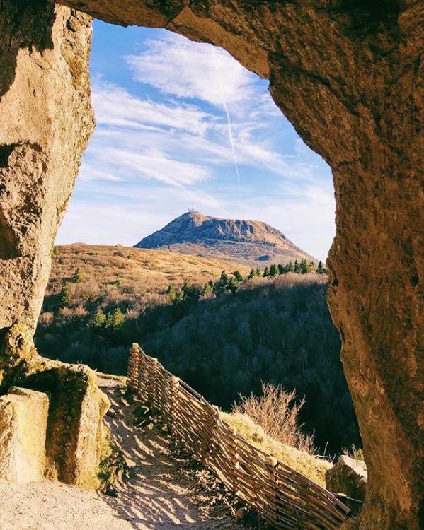 Grotte du Puy de Clierzou Puy de Dôme