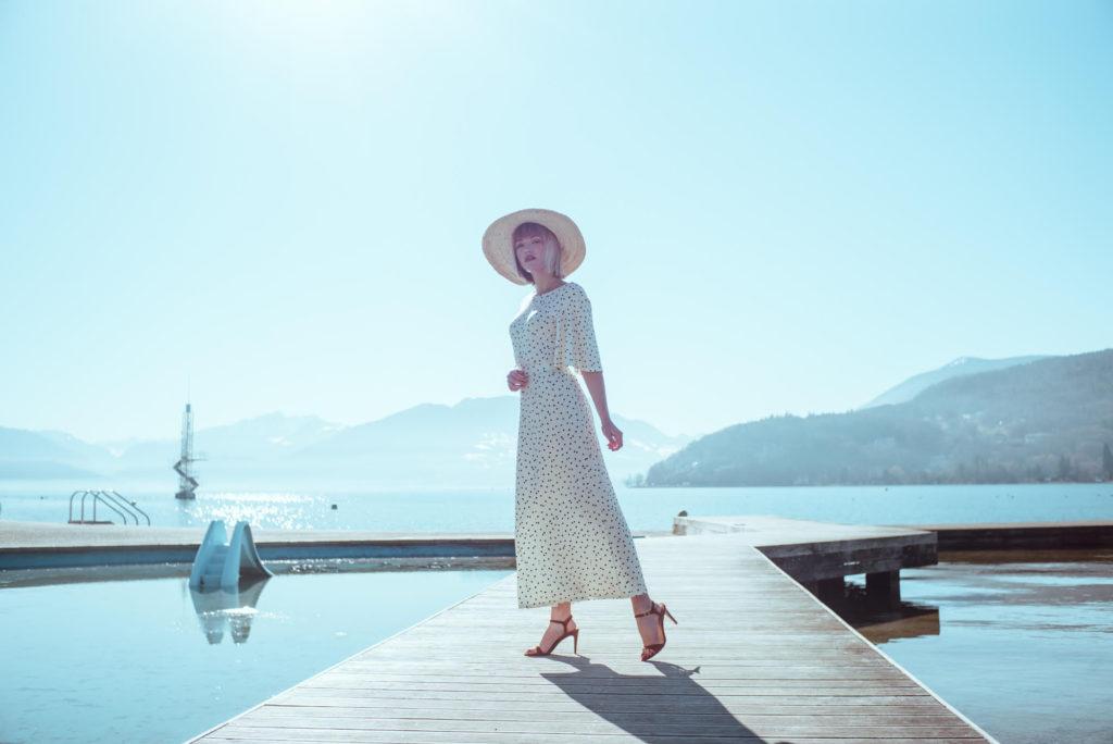 Carrousel clothing mode éthique robe chapeau Annecy