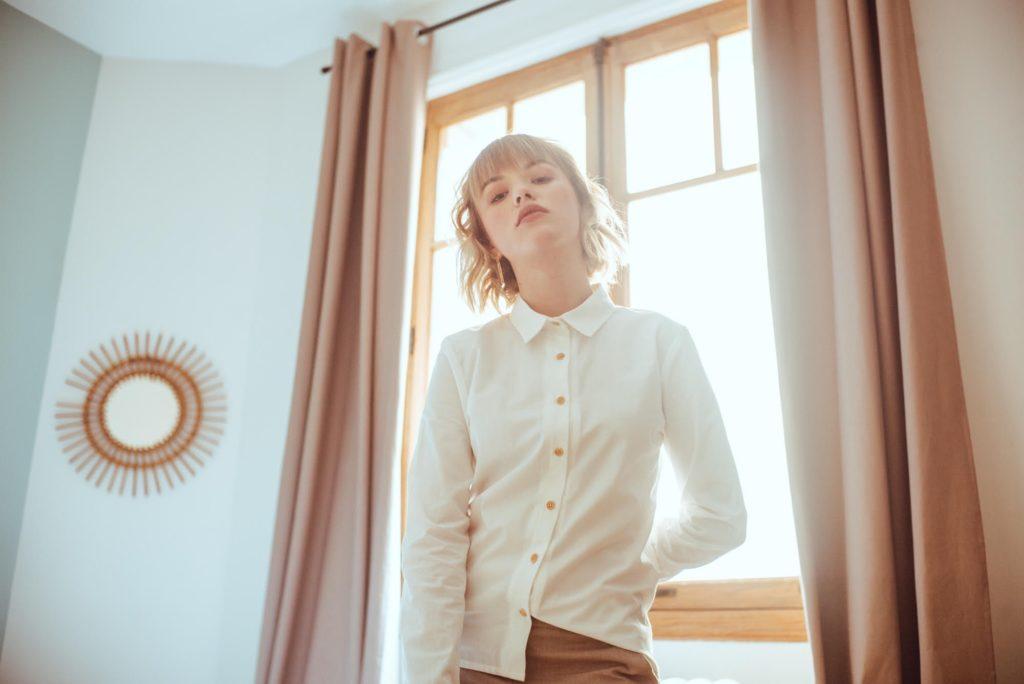 Carrousel clothing mode éthique chemise
