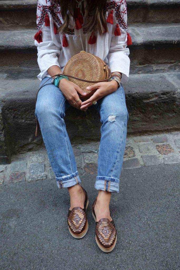 Mapache moode éthique bag cuir