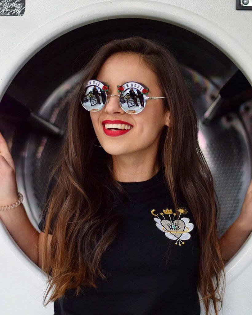 Kaipih mode éthique lunettes de soleil