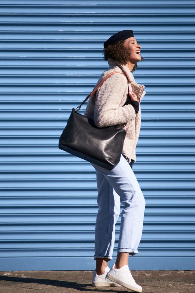 Omybag mode éthique bag cuir écologique