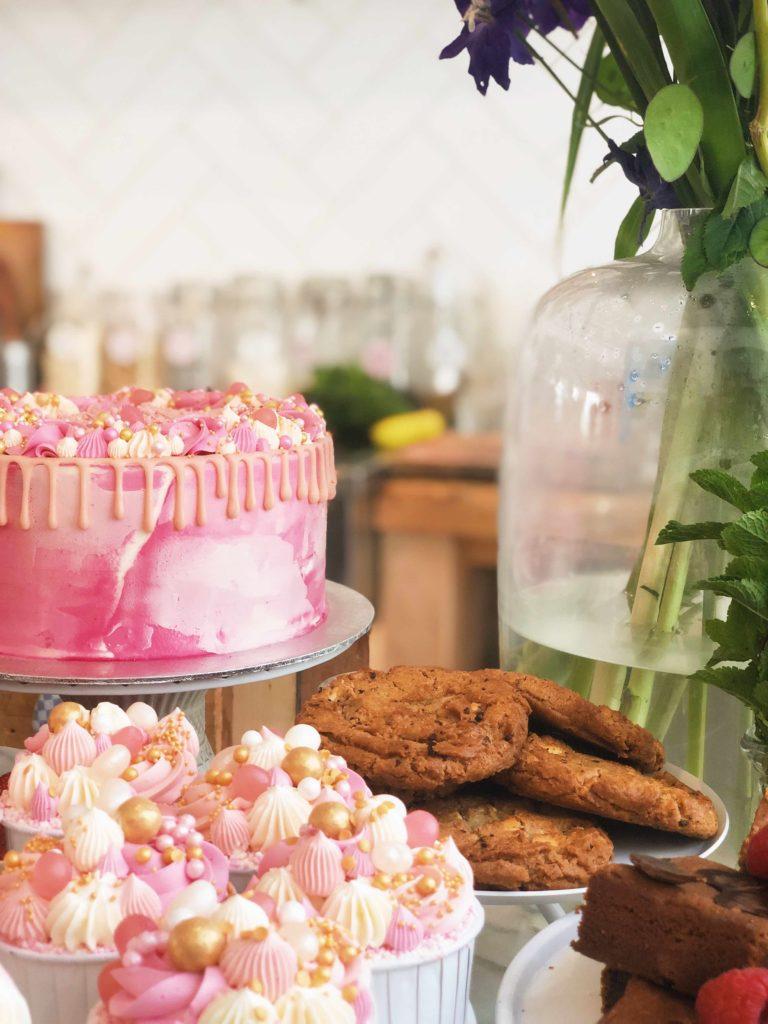 Amsterdam pluk brunch gâteaux