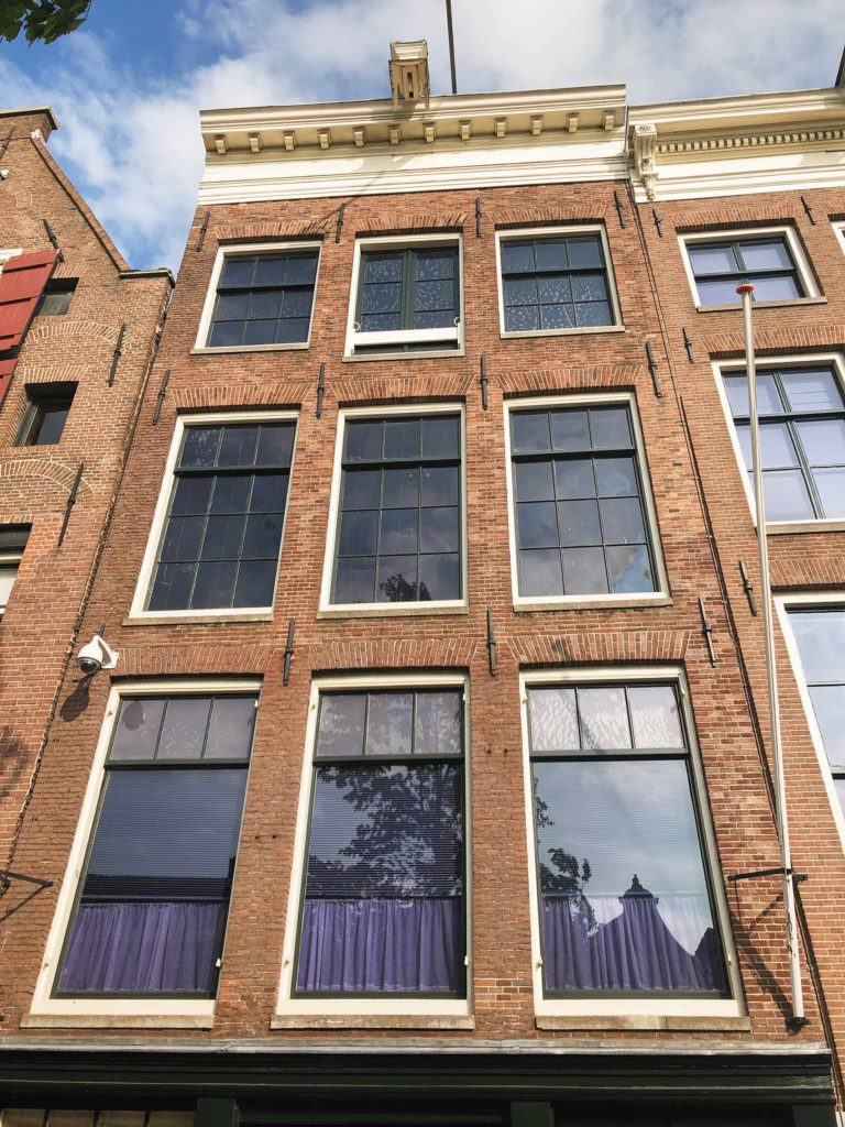 Maison Anne Franck musée Amsterdam