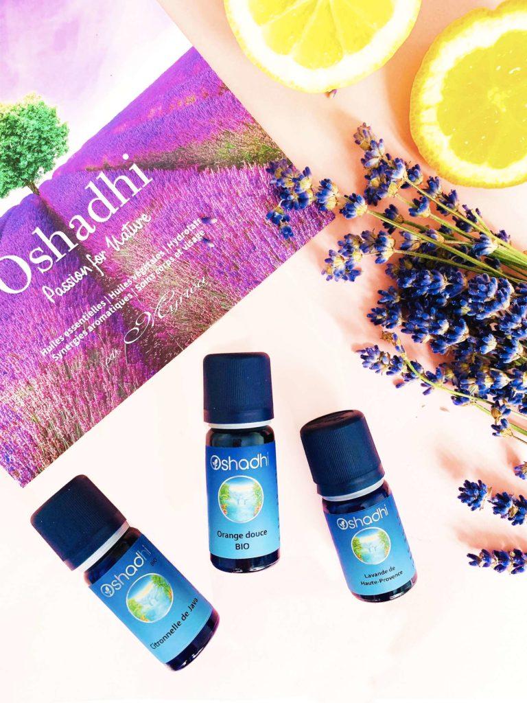 huile essentielle lavande oshadhi
