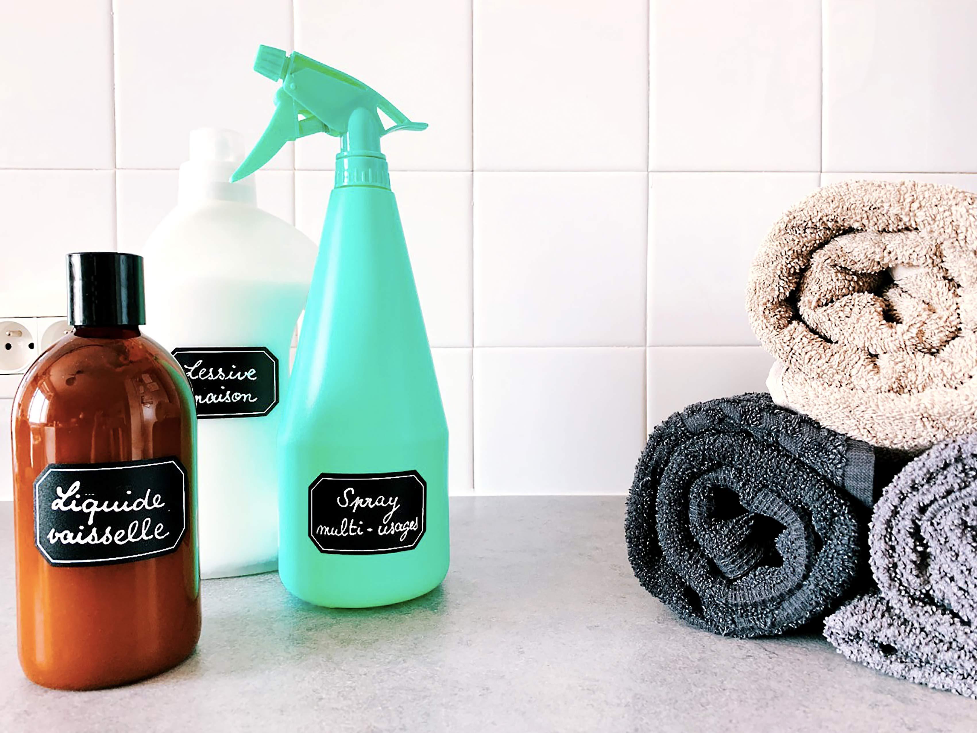 Fabriquer Nettoyant Lave Vaisselle 3 recettes pour fabriquer ses produits mÉnagers