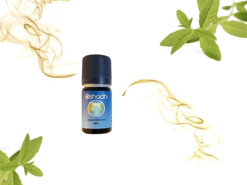 huile essentielle litsée citronnée bien être nature