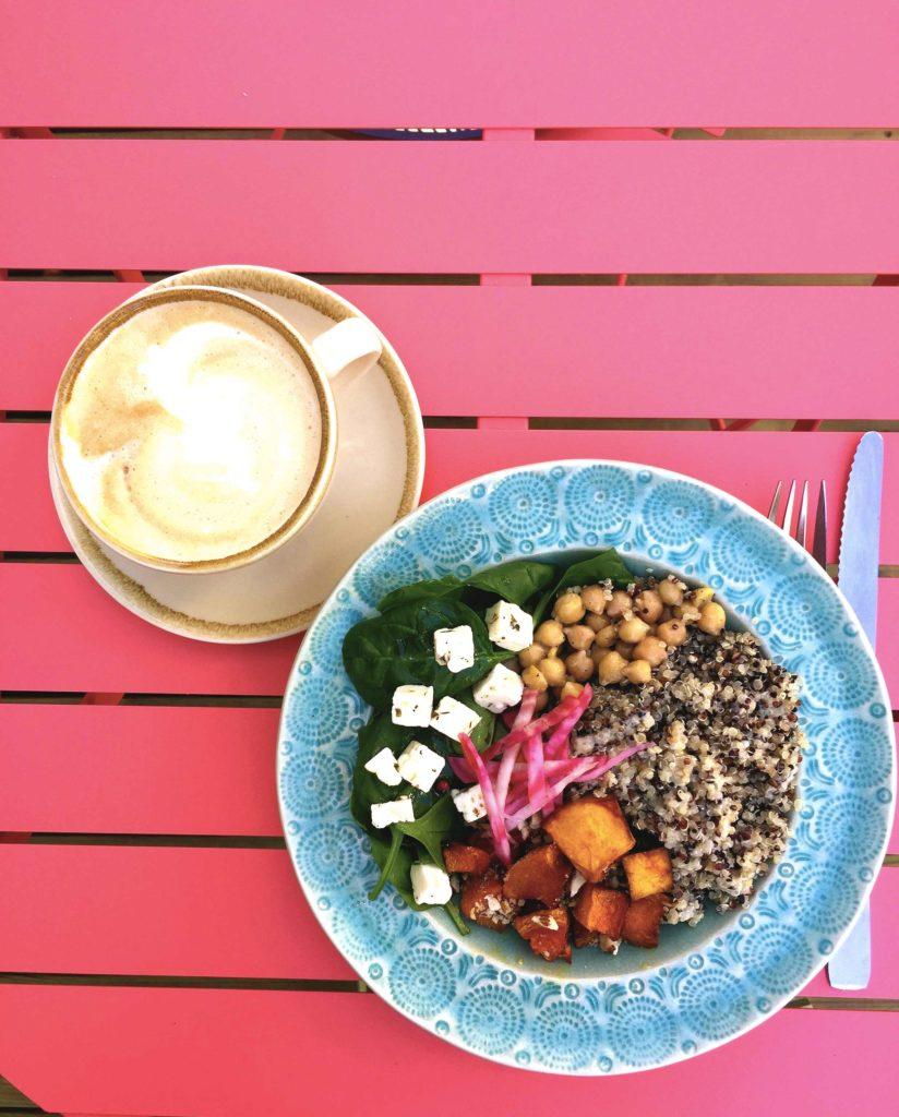 buddha bowl veggie automne quetzal café