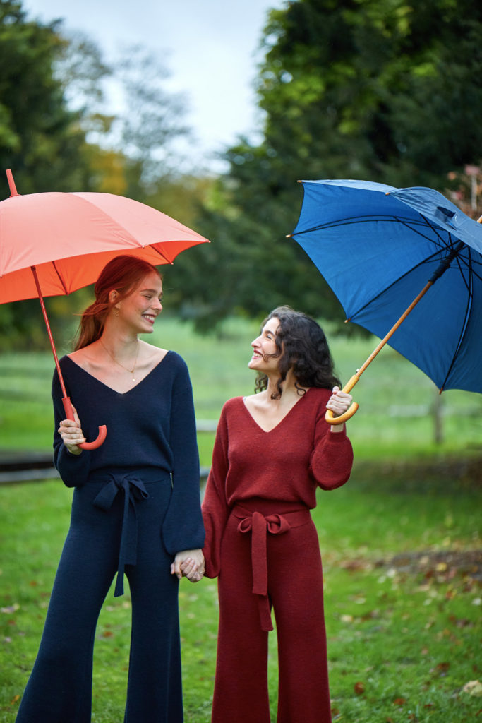 luzerne mode éthique combi parapluie