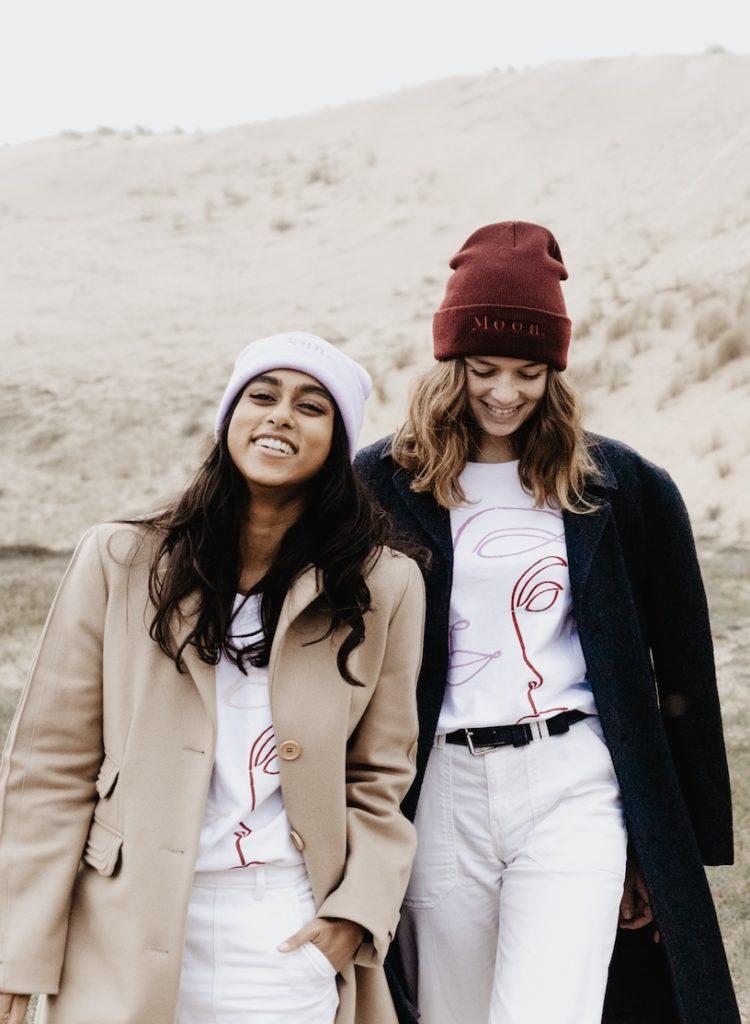 uhaina créations éthiques filles bonnets